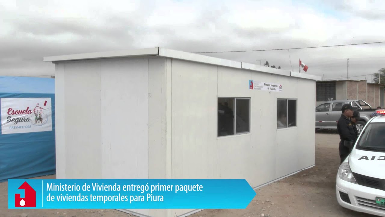 Ministerio de Vivienda entregó primer paquete de viviendas ...