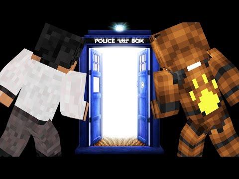 НОВЫЙ ДОКТОР КТО - WEST #7 - Видео из Майнкрафт (Minecraft)