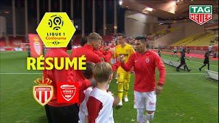 AS Monaco - Nîmes Olympique ( 1-1 ) - Résumé - (ASM - NIMES) / 2018-19