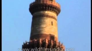 Qutub Minar: Delhi