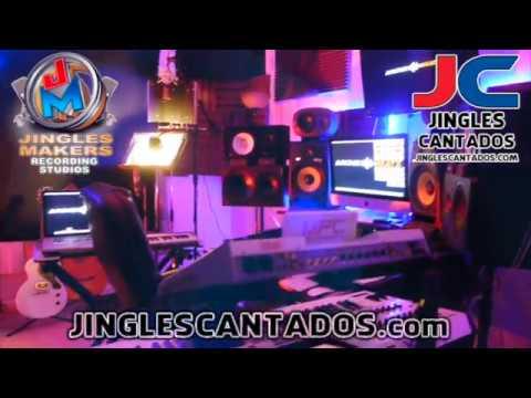 Jingles Cantados - Sample 17