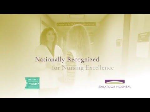 """Saratoga Hospital """"I Choose Campaign"""" with Nancy Parvana, RN"""