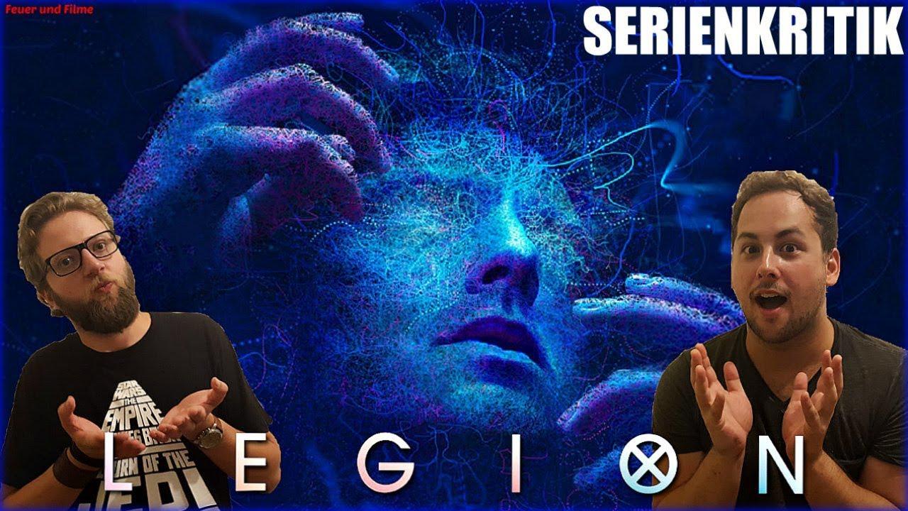 Legion Staffel 2 Stream