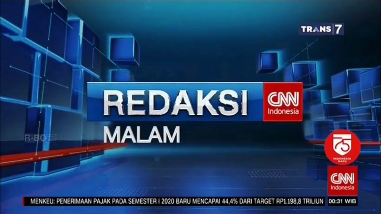 OBB Redaksi Malam CNN Indonesia (21 Juli 2020)