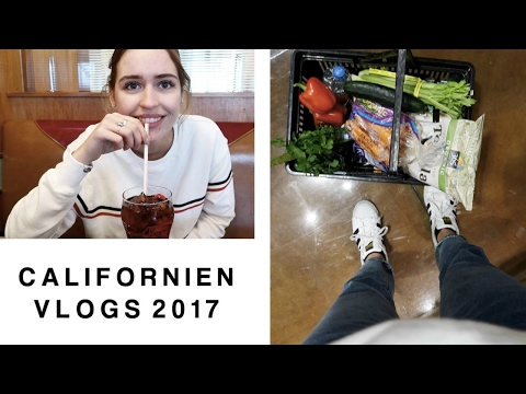 SHOPPING & TUR I WHOLE FOODS  // USA Vlog #3
