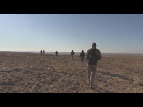 أخبار الآن ترافق حملة قوات سوريا الديمقراطية ضد فلول داعش  - نشر قبل 8 ساعة