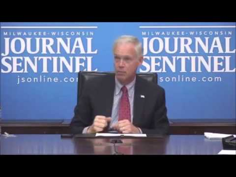 "Ron Johnson: Outsourcing ""quite beneficial to America"""