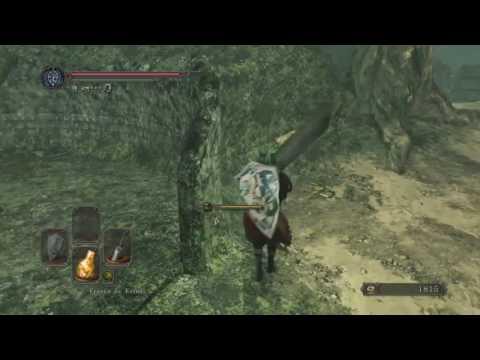 Dark Souls 2 localização da magia reparar