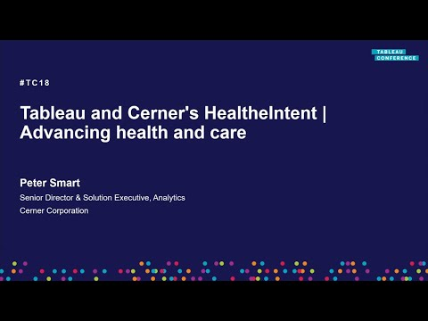 tableau-and-cerner's-healtheintent- -advancing-health-and-care