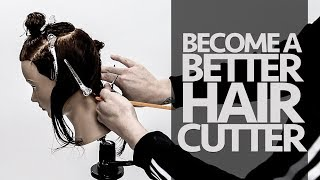 This Video Will Make You A BETTER Haircutter | Haircut Tutorial