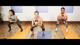 Video 30-Minute Full-Body Workout to Burn Calories | Get Fit 2015 Challenge download MP3, 3GP, MP4, WEBM, AVI, FLV November 2017