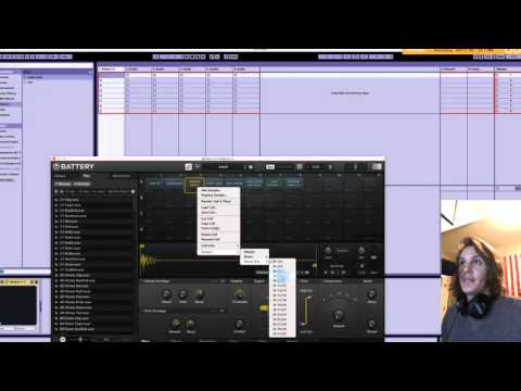 Tutorials: How to Use Battery 4's Multi Output in Ableton Live