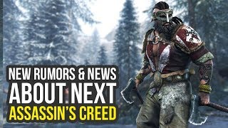 Assassin's Creed Kingdom - Ubisoft Is Not Hiding The Setting For The New Assassin's Creed Game