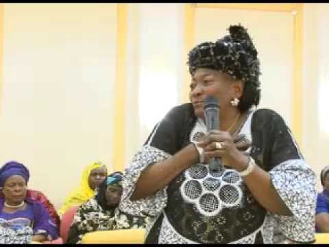 Download First Lady On Chibok Girls (Full Report)
