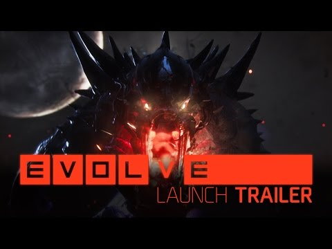 Evolve — Launch Trailer [ESRB]