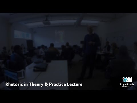 Future View: Rhetoric in Theory & Practice Lecture