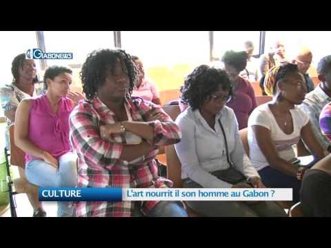 CULTURE : L'art nourrit il son homme au Gabon