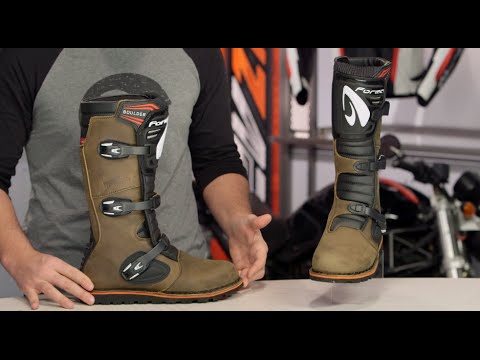 Forma Boulder Boots Review at