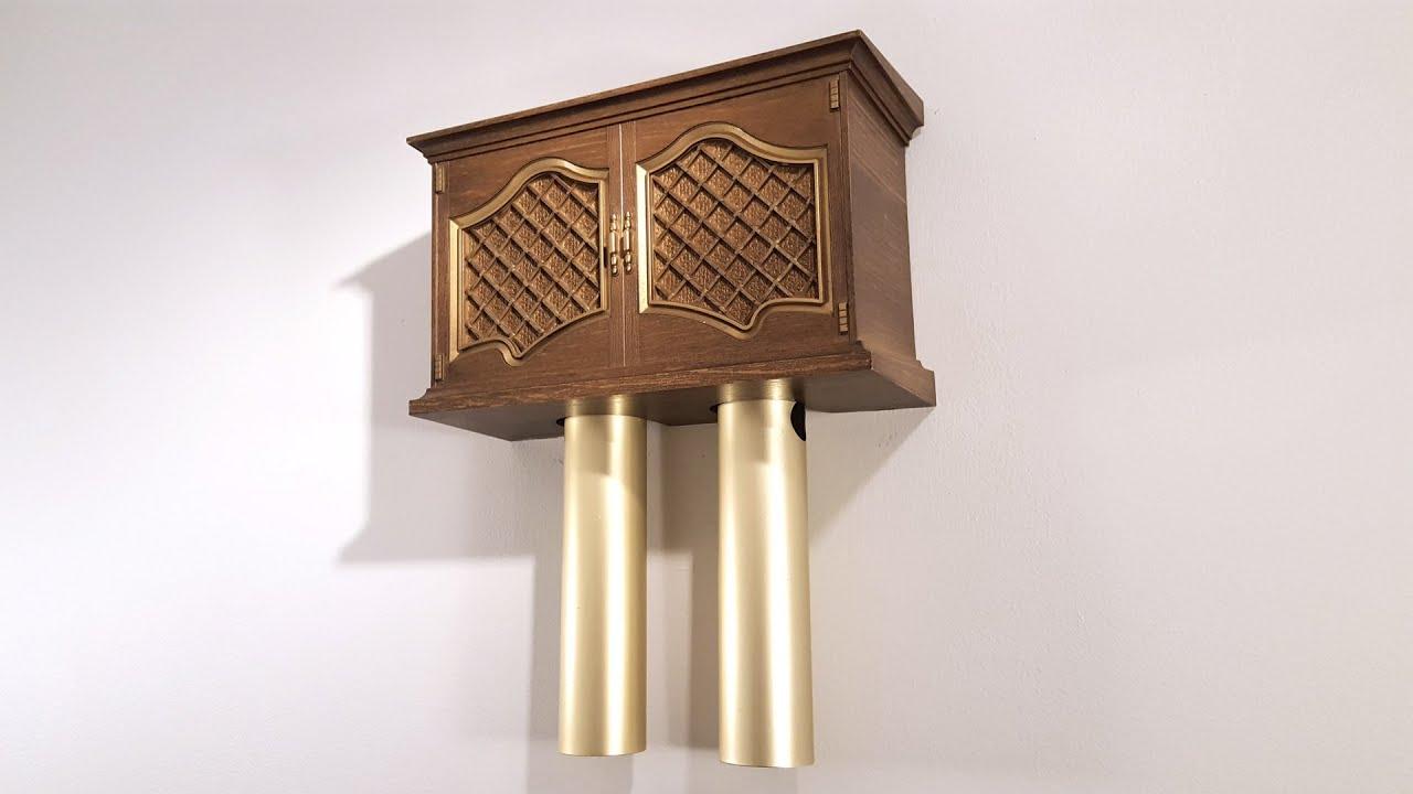 Vintage Nutone Doorbell Model Lc 24 Youtube