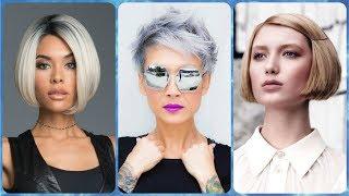 Top 20 najmodniejsze fryzury blond krótkie