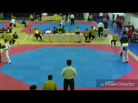 2017第三屆世界少年 暨第二屆亞洲少年跆拳道選拔賽 拓宇 第二場