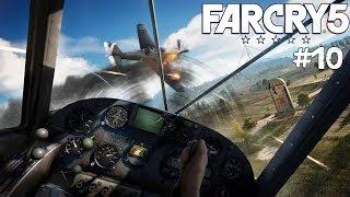 FAR CRY 5 : #010 - Der Platin Pilot - Let's Play Far Cry 5 Deutsch / German