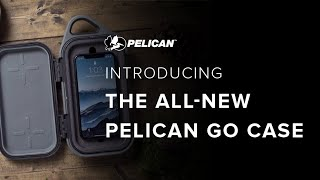 Introducing the All New Pelican Go Case - Personal Utility Case