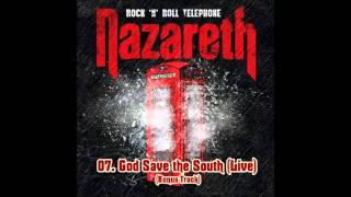 Nazareth - 07 - God Save the South (Live) [Bonus track - Cd2]