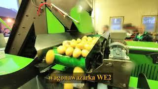 Linia do warzyw Machines Pióro