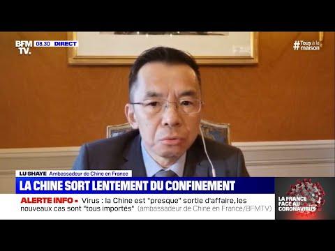 """Pour L'ambassadeur De Chine, Les Queues Pour Récupérer Des Urnes Sont Liées à Des """"décès Normaux"""""""