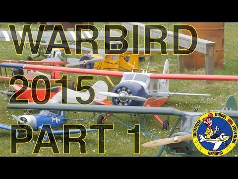 WARBIRD 2015 - Part 1 (MMFK, Herning, DK)