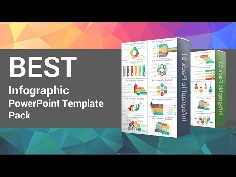 SlideSalad Best Infographic Pack 01 PowerPoint Template