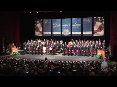 Illinois House Inauguration 2015