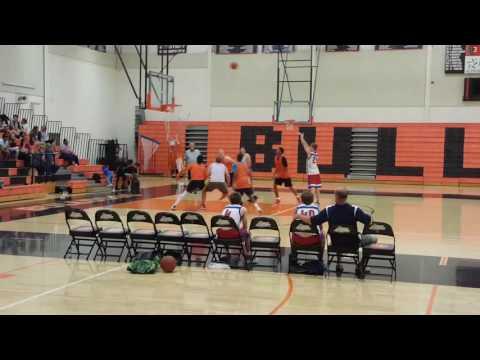 Jalen I. White Basketball Highlights (Burkburnett, Tx)