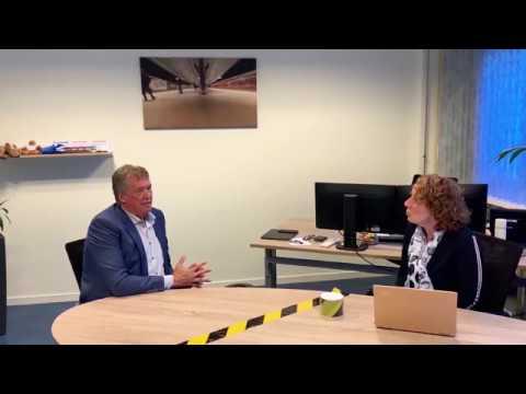 Lijden & leiden tijdens Corona: vlog interview met Jan Wessemius GVB Amsterdam