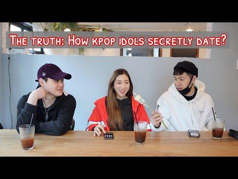 How Kpop Idols SECRETLY date? |IDOL INSIDER 🔍 ft. Eddy and Alex
