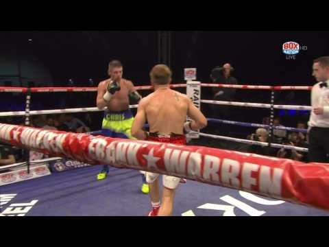 Chris Jenkins vs Philip Sutcliffe Jr HD David GfPisano