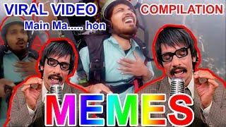 Paragliding Viral Video Memes l viral parachute l Compilation Memes l funny