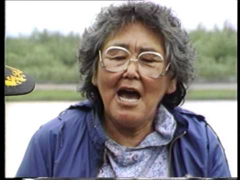 85 11 TAMAPTA Inuvialuit Language Camp with Emma Dick and Dorcus Allen-H.264.mov