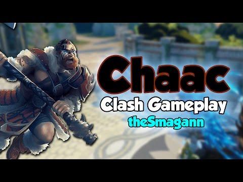 Smite: Vikings!- Chaac Clash Gameplay