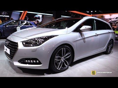 2018 Hyundai i40 Exterior and Interior Walkaround 2017 Frankfurt Auto Show