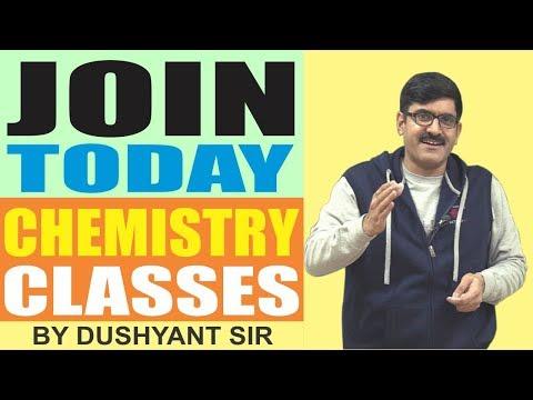 Chemistry Coaching Classes by Er. DUSHYANT KUMAR  in Delhi/NCR | call us on: 8800014613, 8800014614