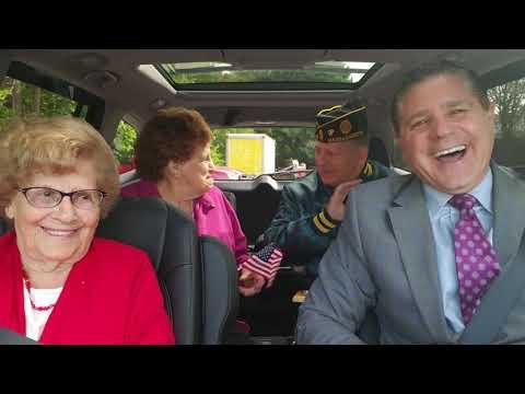 Car(l) karaoke XXXI Marine Bill Byrne Jr.