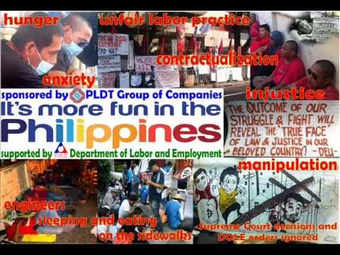 DOLE and DEU interview by Radio Veritas July 15, 2013
