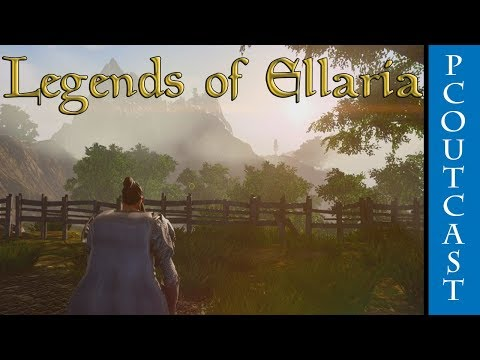 Legends Of Ellaria | [Insanely Ambitious RPG / RTS / FPS]