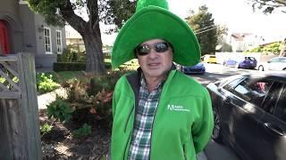 Почему сегодня Виктор и его жена в зеленом? Это неспроста!!!