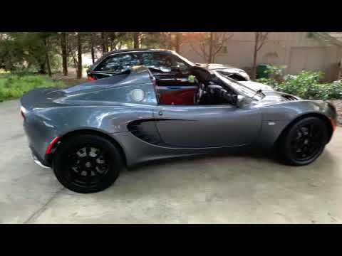 First Day With My Lotus Elise!