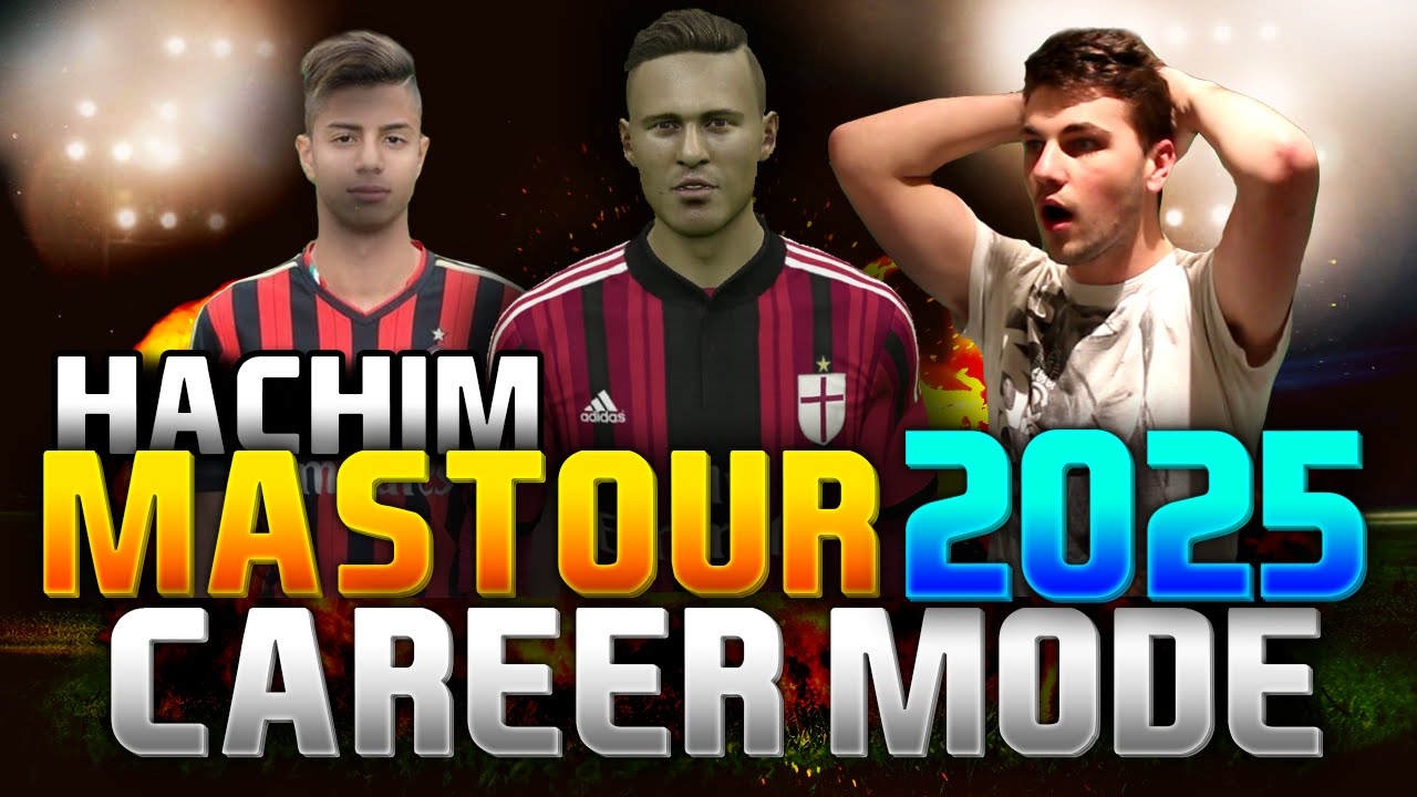 Fifa 15 Hachim Mastour In 2025 Career Mode Youtube