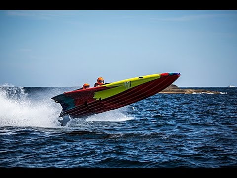 Tvedestrand offshore Bat23 2014