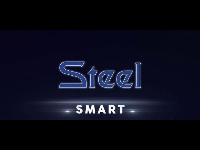 Smart Steel di notte